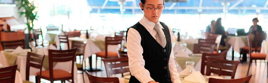 Prácticas profesionales              en hoteles y restaurantes
